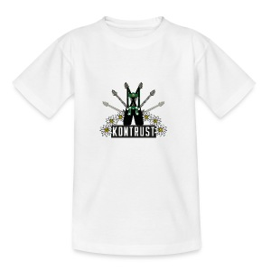 Kontrust Lederhose - Teenager T-Shirt