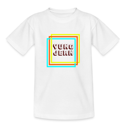 Yung Jern Retro - Teenager T-Shirt
