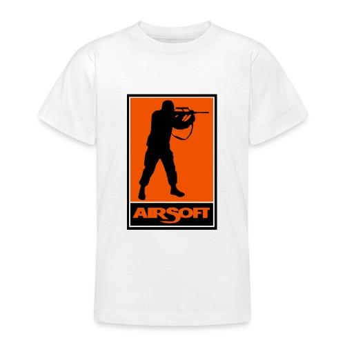 airsoft - Camiseta adolescente