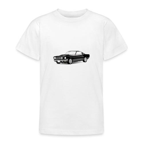 sport auto - Teenager T-shirt