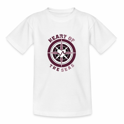 HEART OF THE SEAS - Teenager T-Shirt