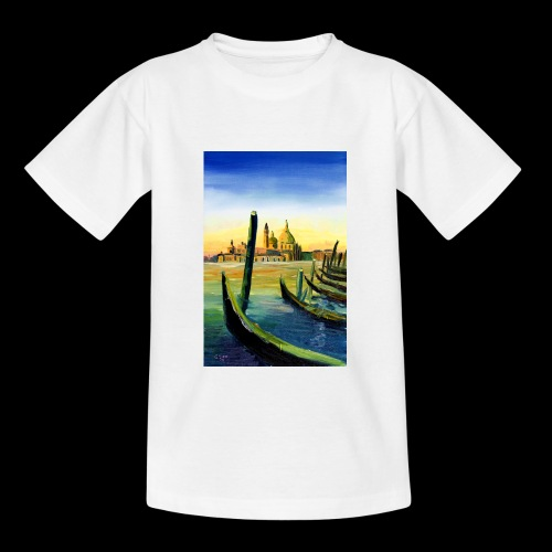 Venedig Sonnenuntergang. San Giorgio - Teenager T-Shirt