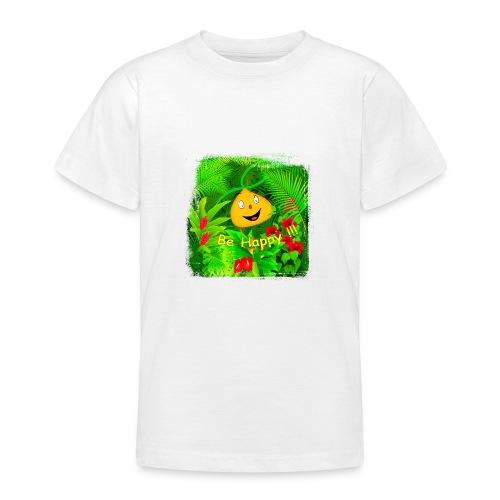 Tikiki est heureuse !!! - T-shirt Ado