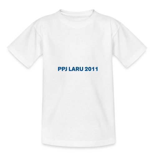 Teksti ilman seuran logoa - Nuorten t-paita