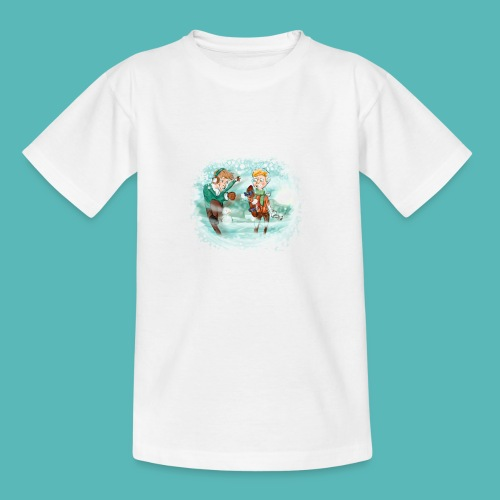 snow ball - Camiseta adolescente
