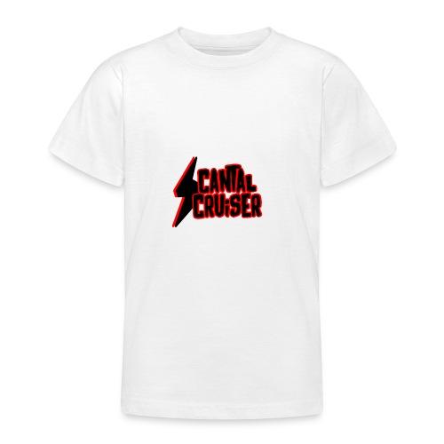 Logo Cantal Cruiser - T-shirt Ado