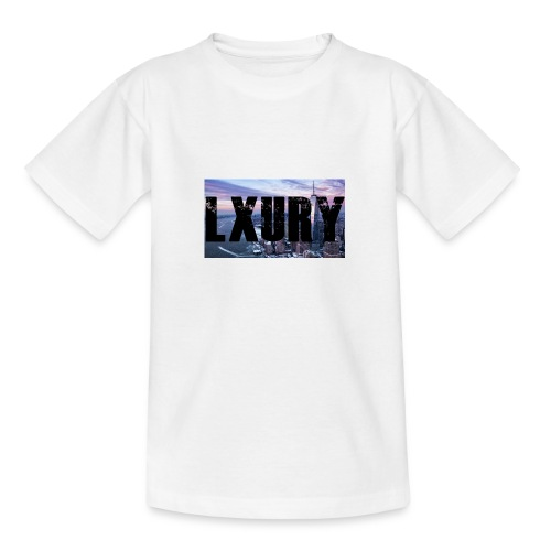 LXURY NY Edition - Teenager T-shirt