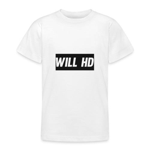 Will HD merch - Teenage T-Shirt