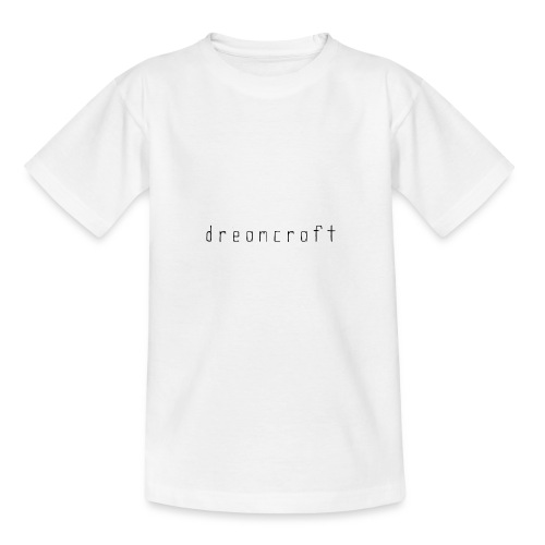 dreamcraft script - Teenager T-shirt
