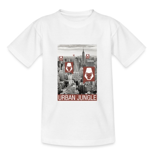 Urban Jungle UG - Teenage T-Shirt
