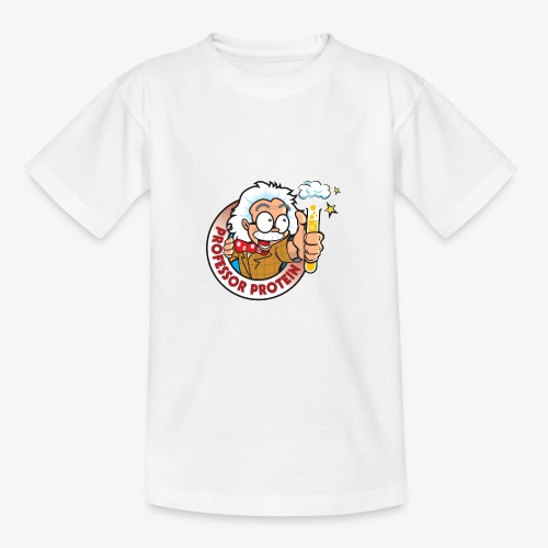 Professor Protein - Teenage T-Shirt