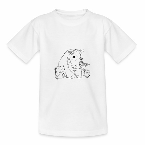 Nili Nashorn - Teenager T-Shirt