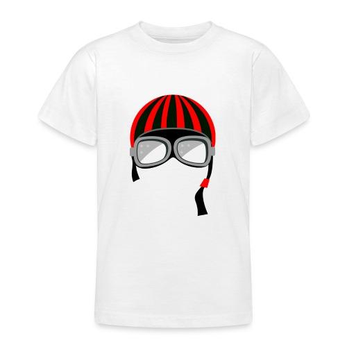 red_helmet-png - Maglietta per ragazzi