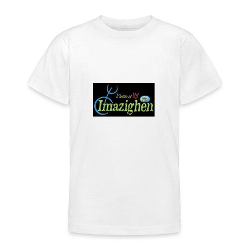Imazighen ithran rif - Teenager T-shirt