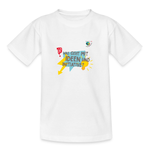 IDEEN & INITIATIVE - Teenager T-Shirt