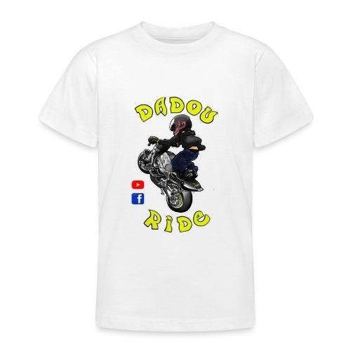 Dadou Ride - T-shirt Ado