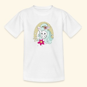 Eseldame Elsa No.2 - Teenager T-Shirt
