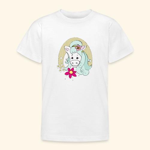 Eseldame Elsa No.2 - Teenager T-Shirt