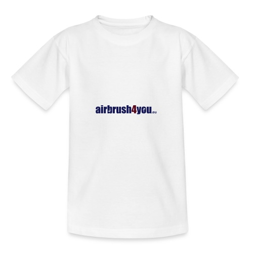 Airbrush Europe - Teenager T-Shirt