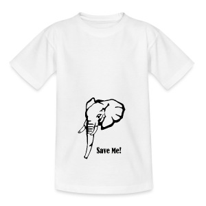 Save Me! - Teenager T-Shirt
