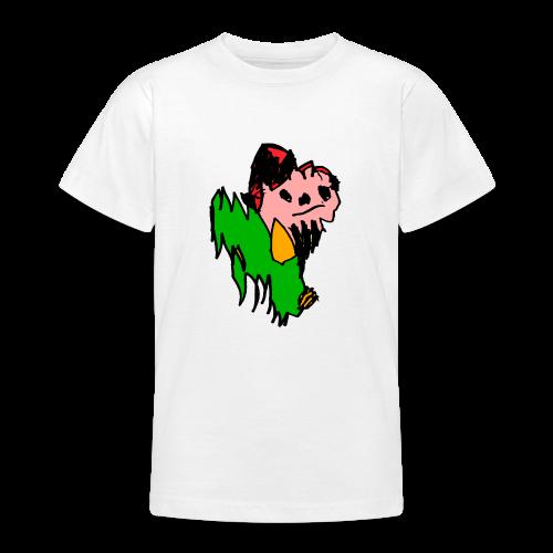 der grüne Zwerg - Teenager T-Shirt
