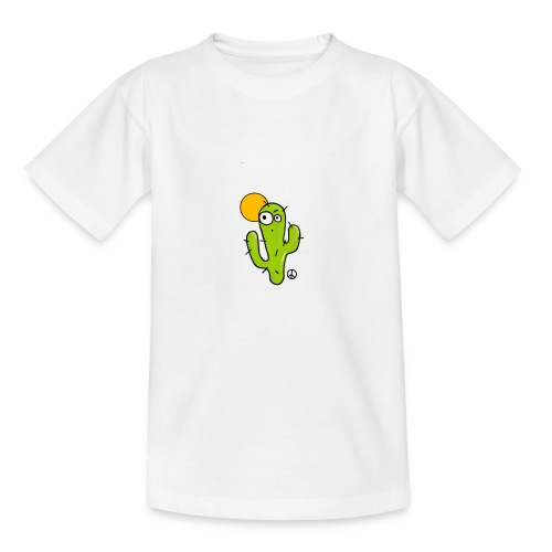 Cactus Cartoon - T-shirt Ado