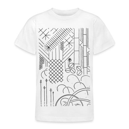 Jungle - Teenager T-Shirt