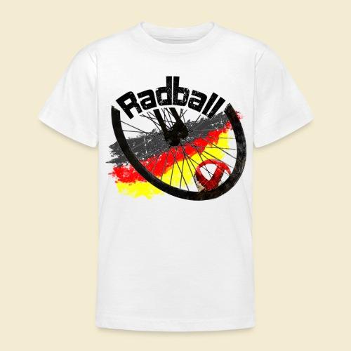 Radball | Deutschland - Teenager T-Shirt
