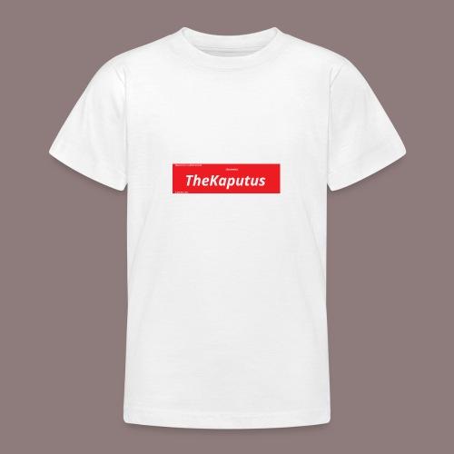 TheKaputus Merch - Nuorten t-paita