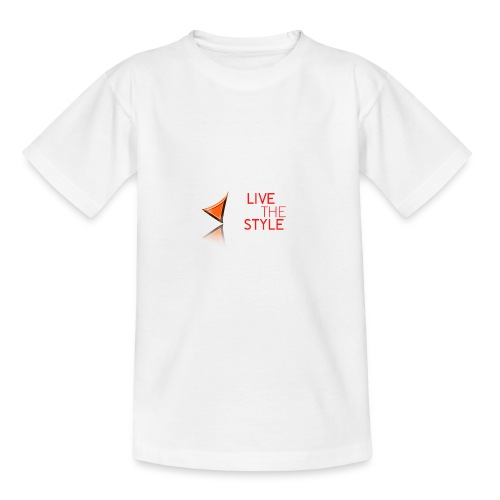 Live The Style - Teenage T-shirt