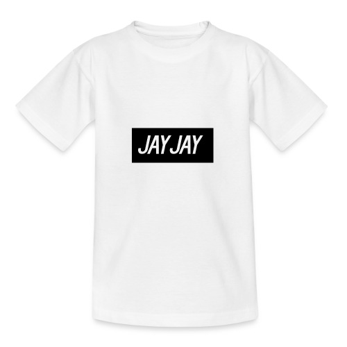 Plain JayJay Logo - Teenage T-Shirt