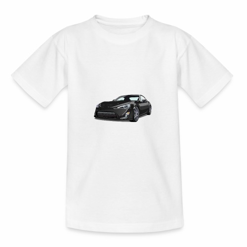 GT86/BRZ - T-skjorte for tenåringer