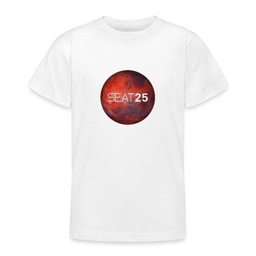 Mars and Logo - Teenage T-Shirt