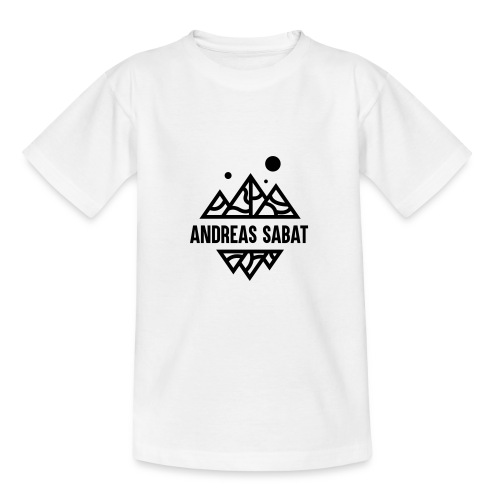 Andreas Sabat - Teenager-T-shirt