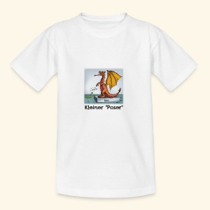 Kleiner Poser - Teenager T-Shirt