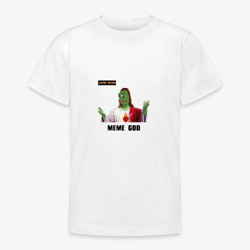 living memes - Teenage T-shirt
