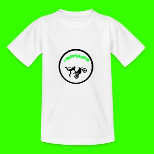 OUTRIDERS LOGO SIMPLE - Teenager T-Shirt