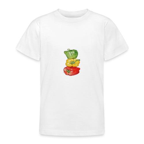 PAPRIKA REGENBOGEN - Teenager T-Shirt