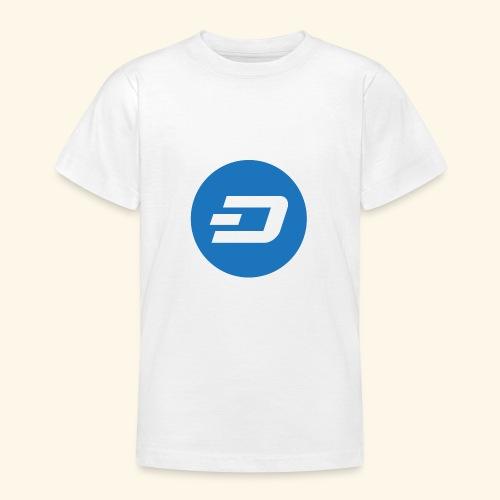 Dash Logo 2 - Teenager T-Shirt