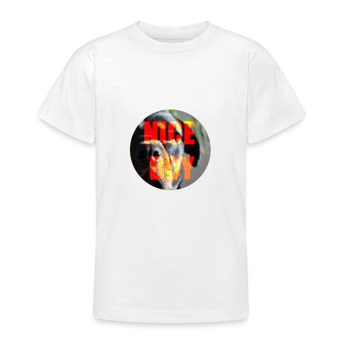 NICE BOY - Camiseta adolescente