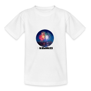 Fireworks - Teenager T-Shirt