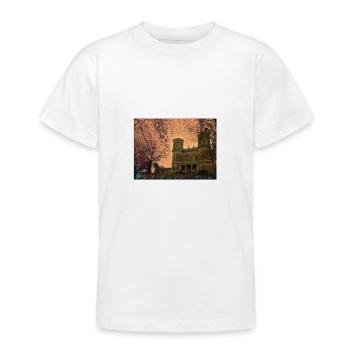 Lingner Schloss - Teenager T-Shirt