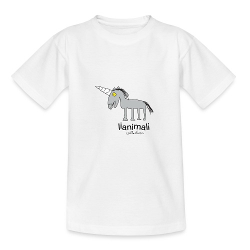 unicorno - Teenage T-Shirt