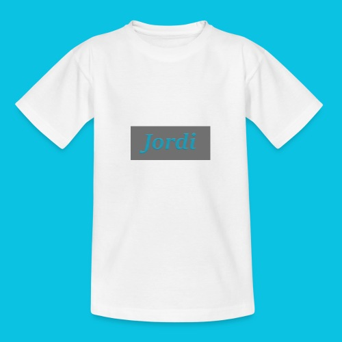 Jordi design - Teenage T-Shirt