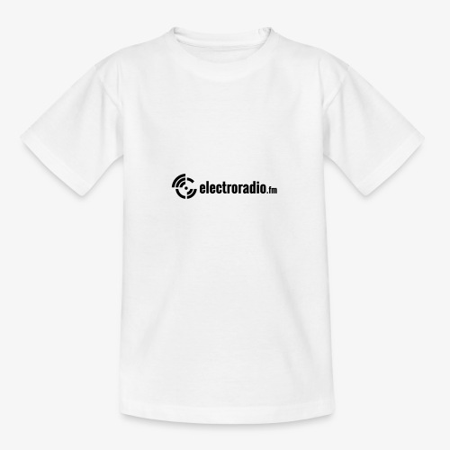 electroradio.fm - Teenager T-Shirt