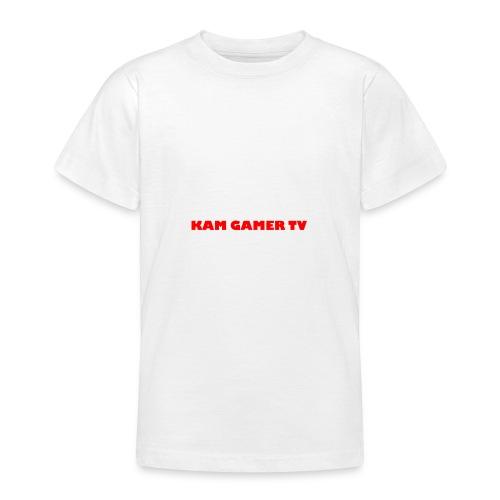 Kam Gamer Tv 9MN95B1X Range - Teenage T-Shirt