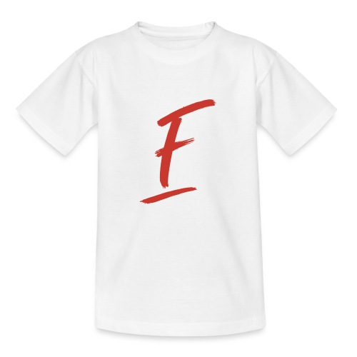 Radio Fugue F Rouge - T-shirt Ado