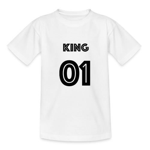 King Limited HD SMK - Teenager T-Shirt
