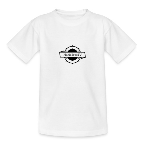 HaricBrosLogo - Teenager T-Shirt