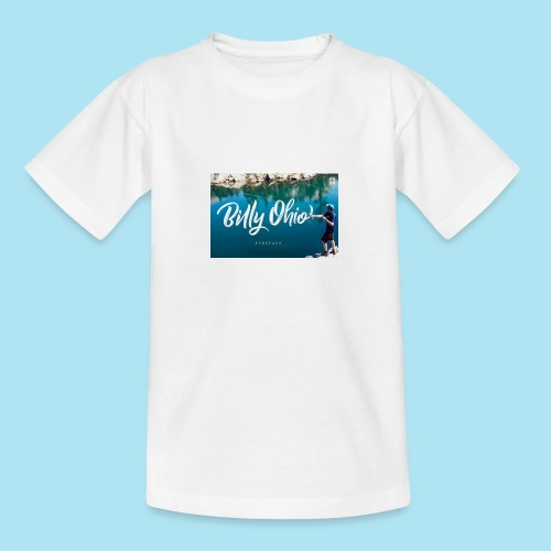 Billy6 - Teenage T-Shirt